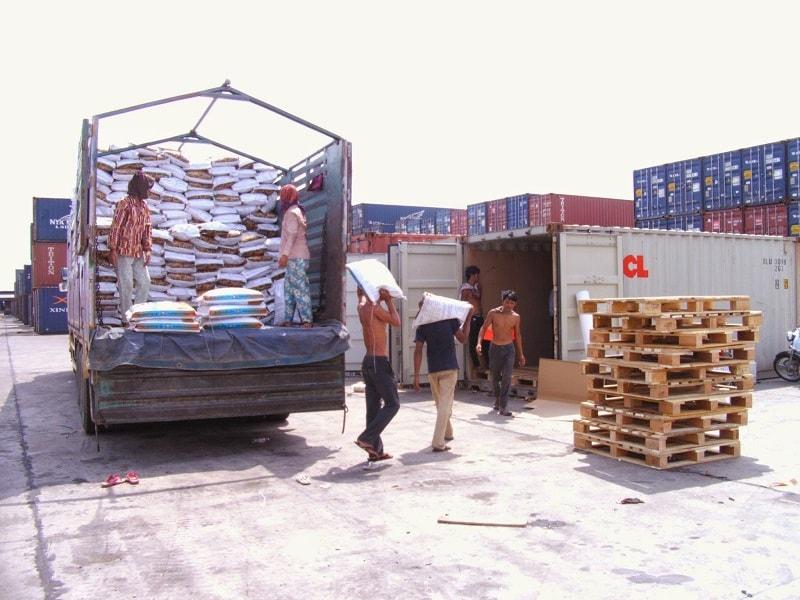 Dịch vụ vận chuyển hàng hóa nặng