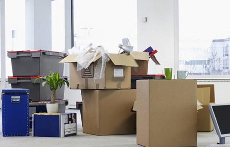 Quy trình chuyển văn phòng trọn gói diễn ra cẩn thận
